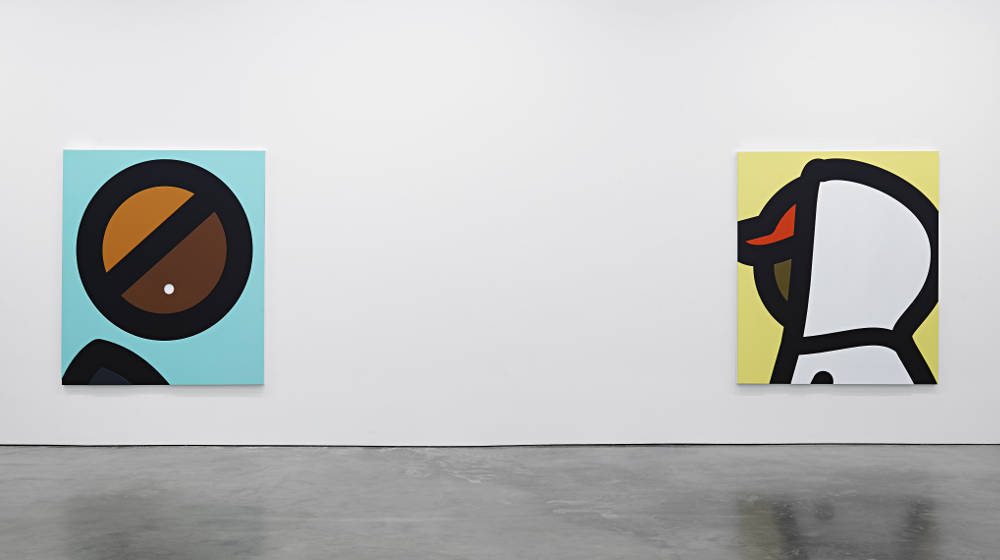 Lisson Gallery New York Julian Opie 5