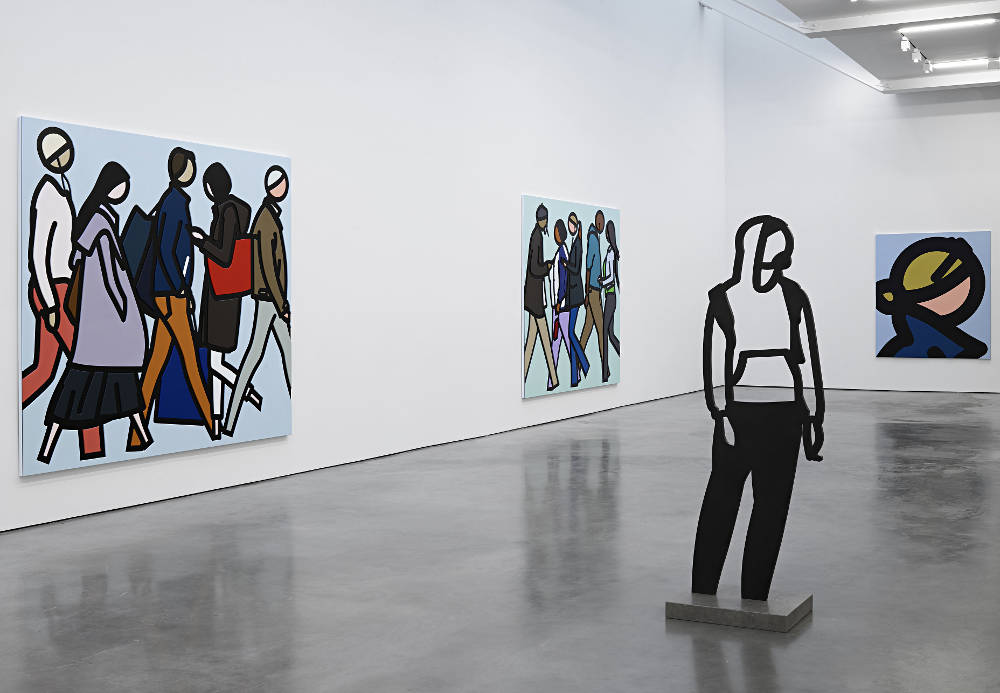 Lisson Gallery New York Julian Opie 6