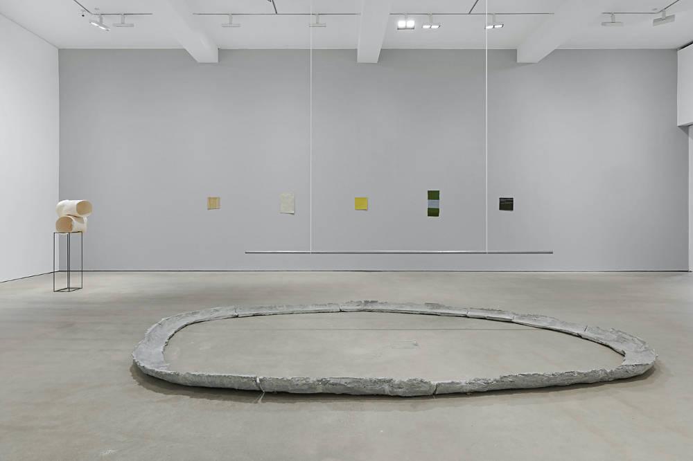Modern Art Vyner Street Katinka Bock Esther Klas Helen Mirra Hayley Tompkins 2