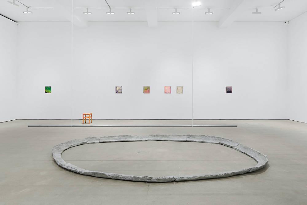 Modern Art Vyner Street Katinka Bock Esther Klas Helen Mirra Hayley Tompkins 3
