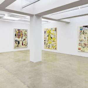 Jean-Michel Basquiat | Xerox @Nahmad Contemporary, New York  - GalleriesNow.net