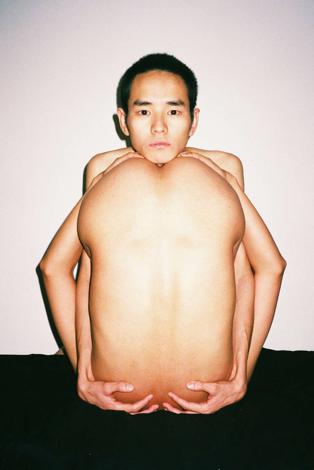 Ren Hang, Untitled, China, 2015 © Courtesy of Estate of Ren Hang and OstLicht Gallery