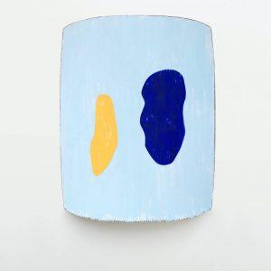 Ron Gorchov @Modern Art Helmet Row, London  - GalleriesNow.net