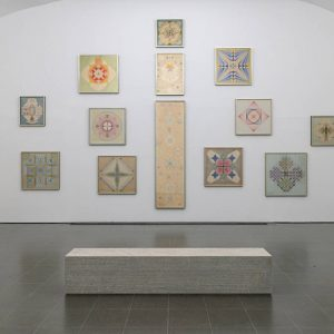 Emma Kunz - Visionary Drawings: An exhibition conceived with Christodoulos Panayiotou @Serpentine Gallery, London  - GalleriesNow.net