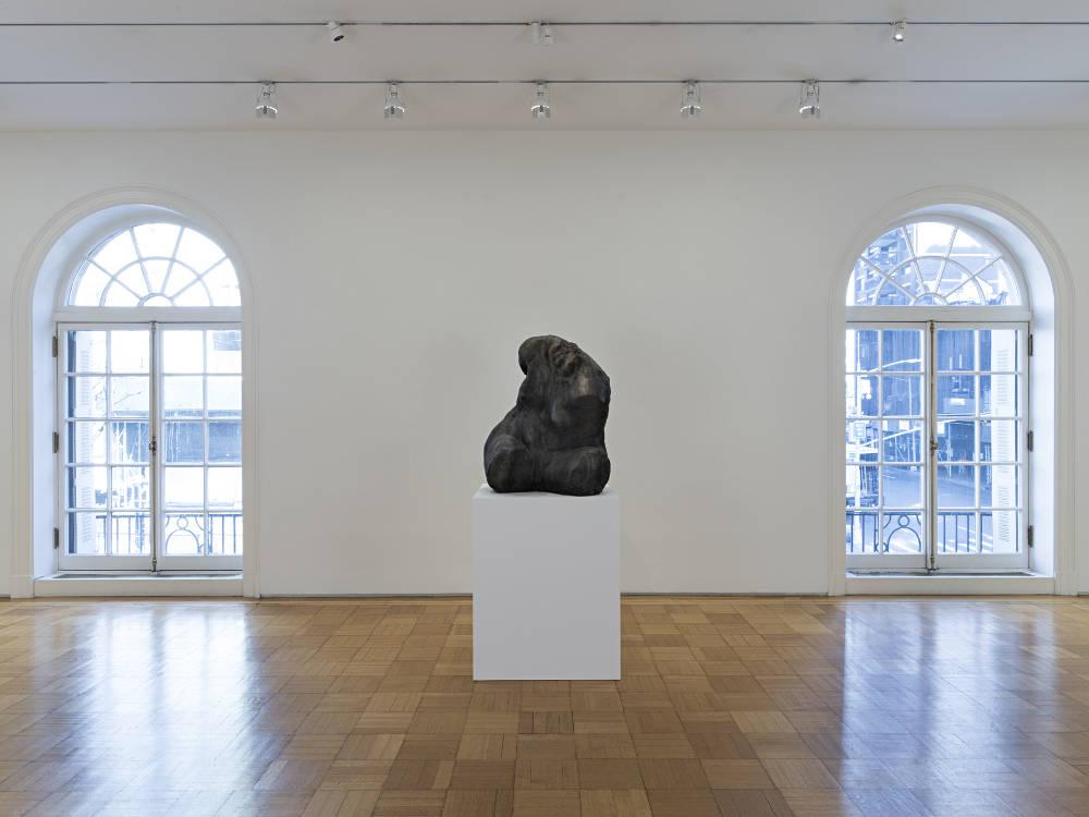 Skarstedt New York Fischl Sculptures and Salle Photographs 1