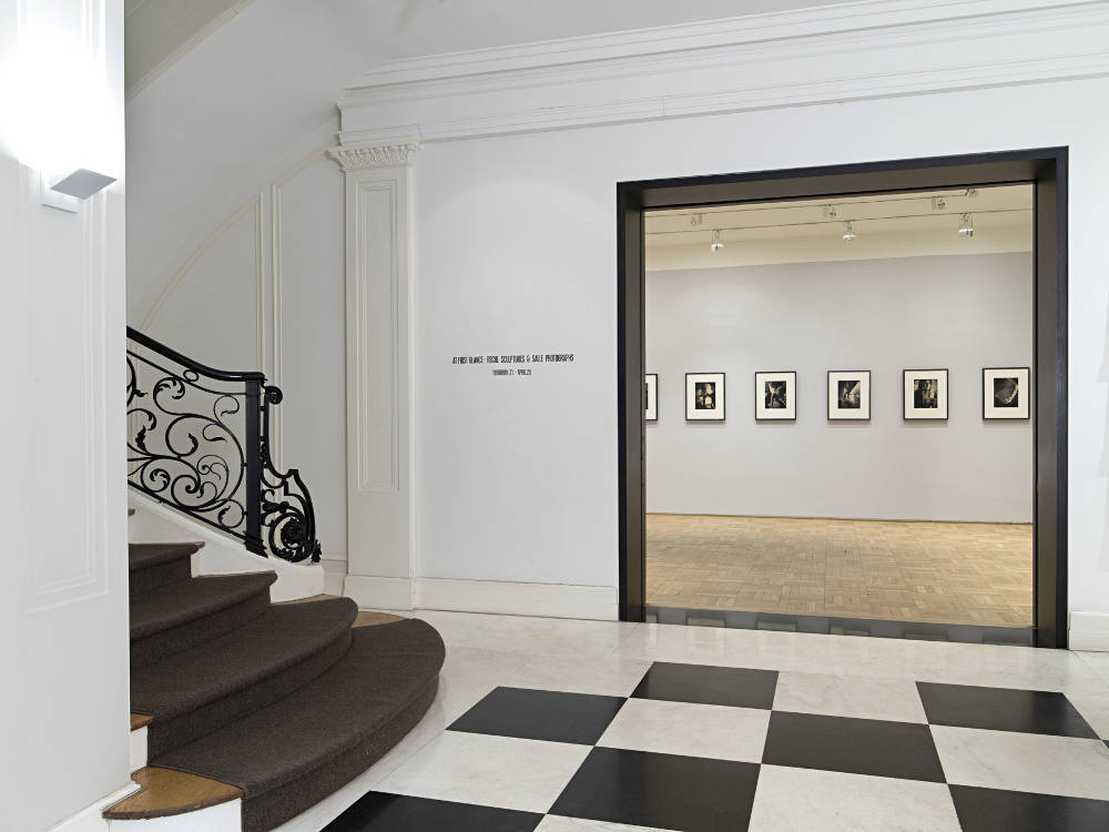 Skarstedt New York Fischl Sculptures and Salle Photographs 3