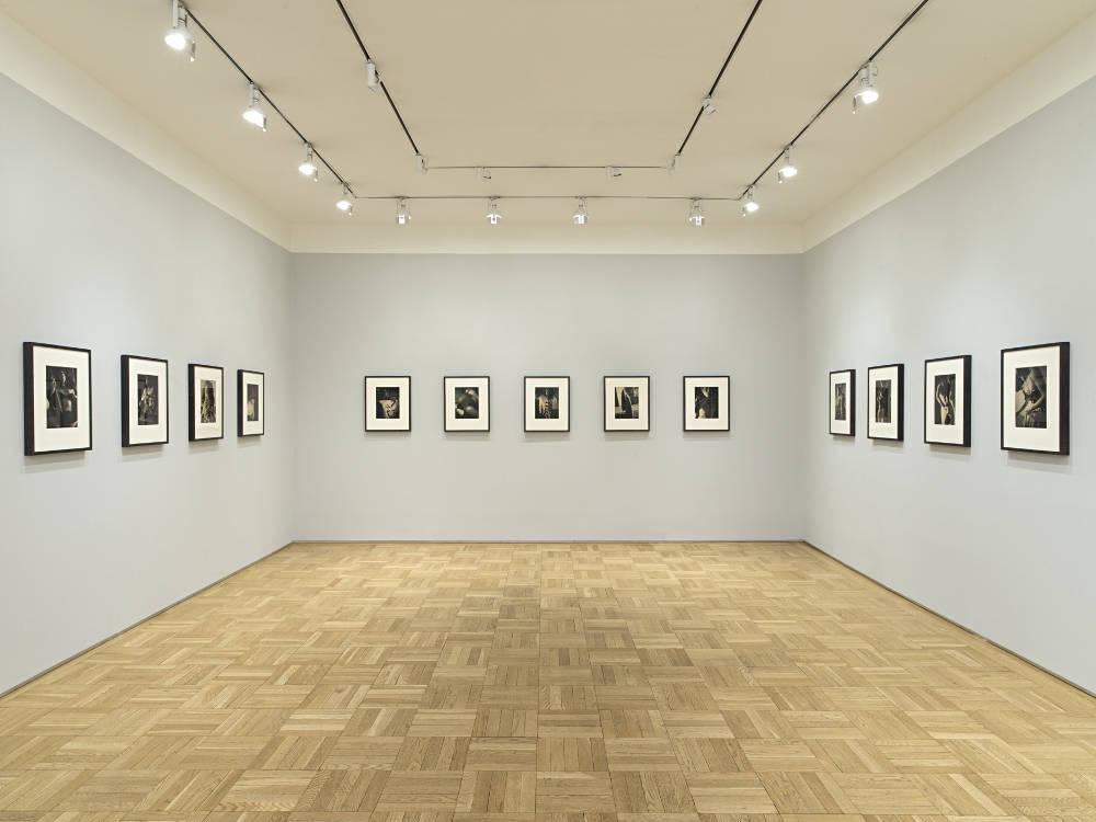 Skarstedt New York Fischl Sculptures and Salle Photographs 4
