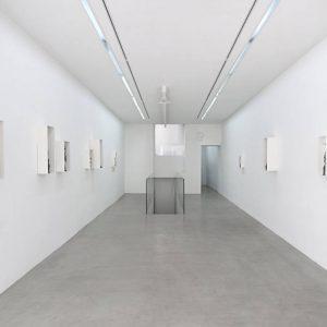Hicham Berrada: Activations @kamel mennour, r. du Pont de Lodi, Paris  - GalleriesNow.net