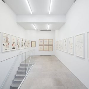 Cy Twombly: Natural History @Bastian, London  - GalleriesNow.net