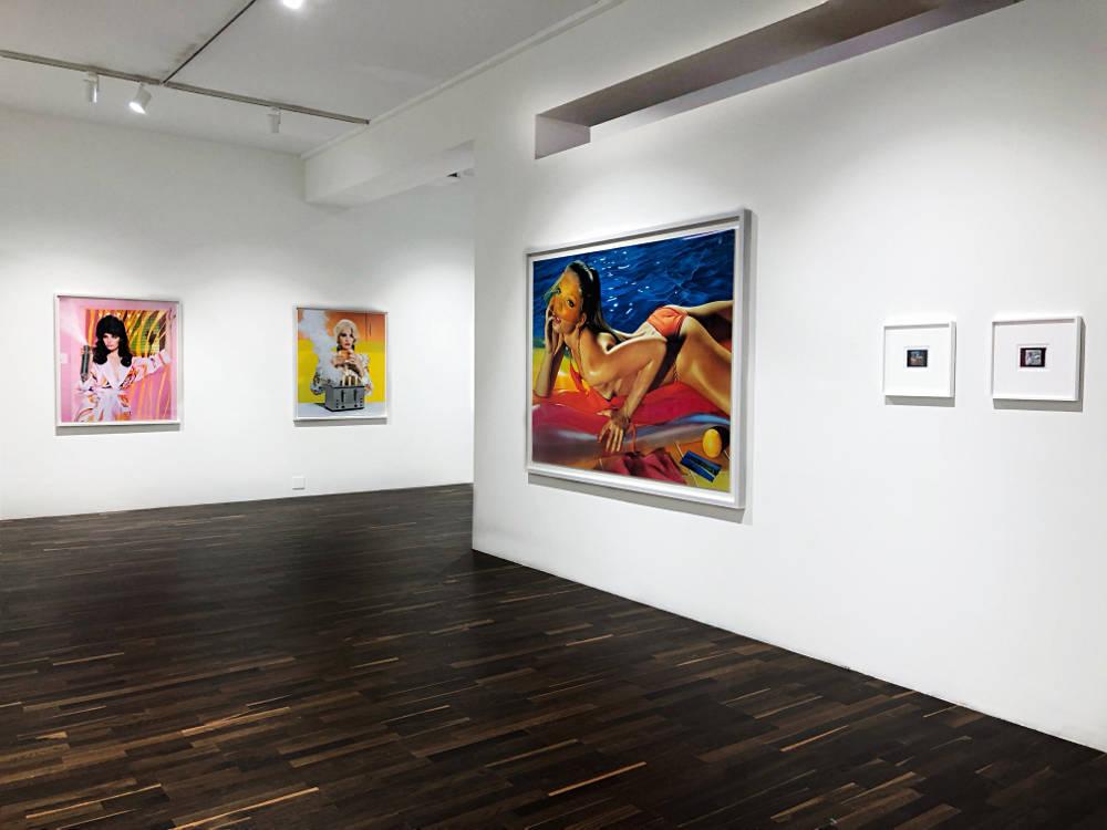 Christophe Guye Galerie Miles Aldridge 1
