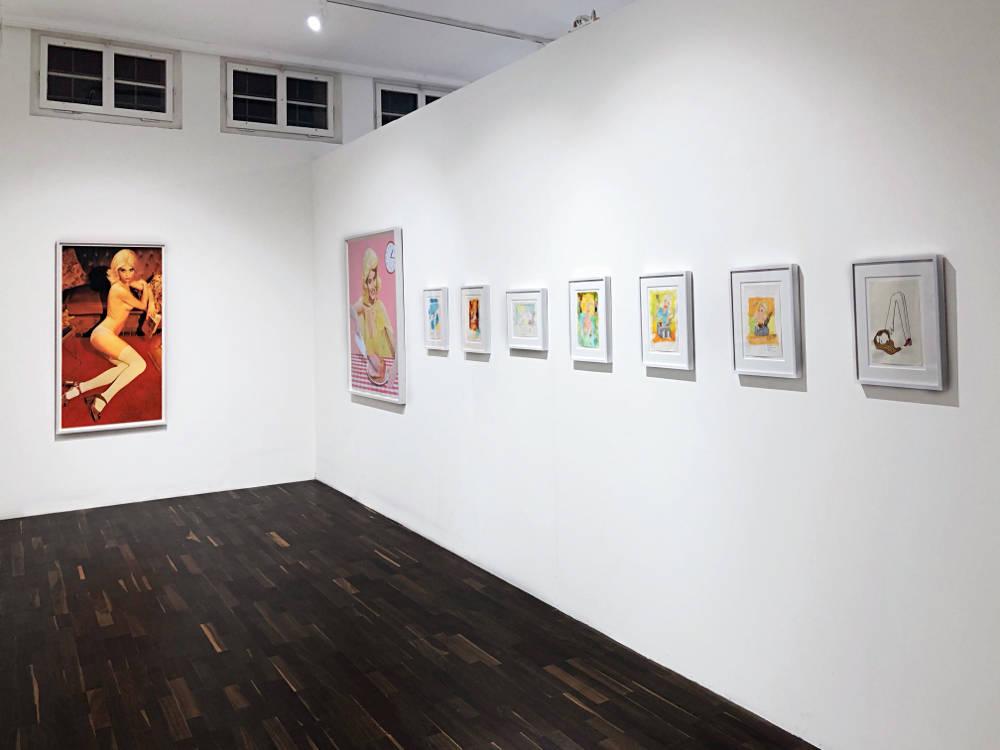 Christophe Guye Galerie Miles Aldridge 4