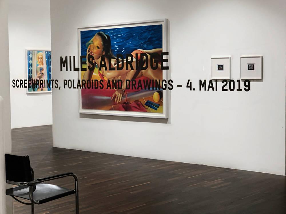 Christophe Guye Galerie Miles Aldridge 6