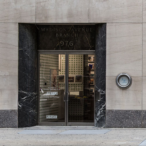 Gagosian 976 Madison Avenue, New York  - GalleriesNow.net