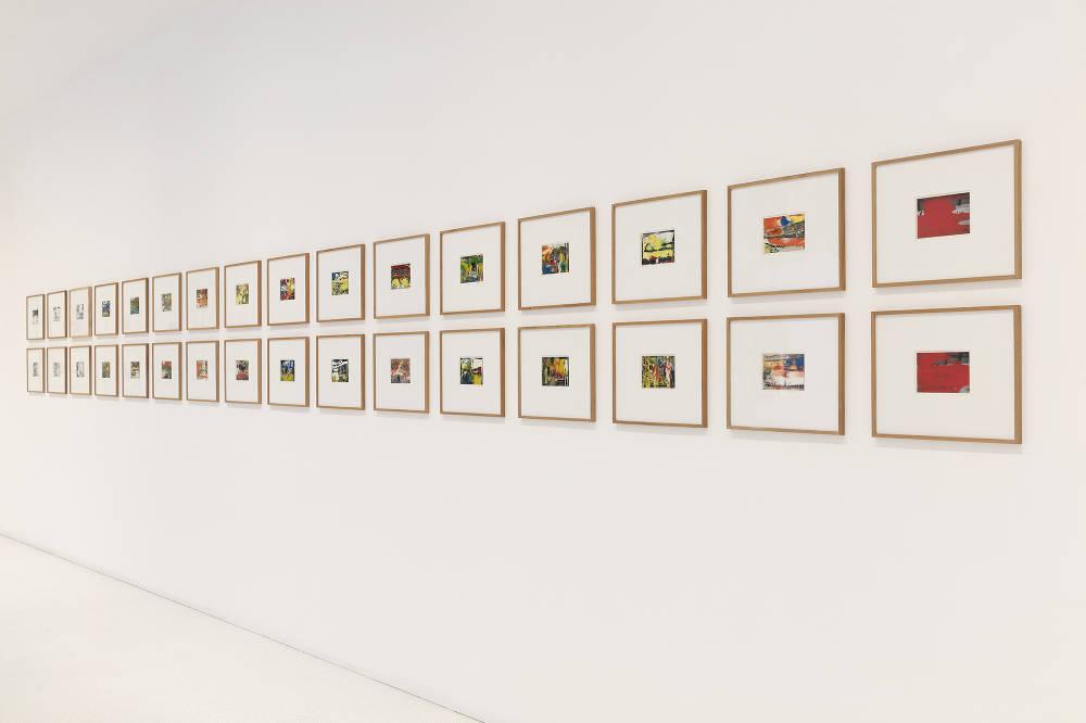 Gagosian Davies St Gerhard Richter 3