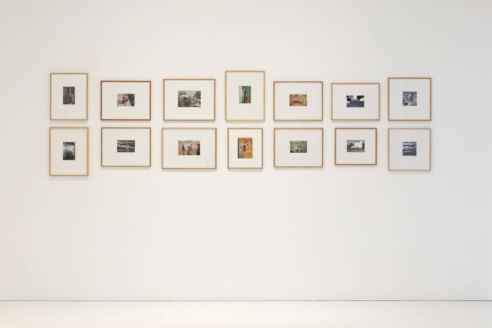 Gagosian Davies St Gerhard Richter 5