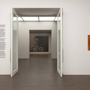 Visions of the Self: Rembrandt and Now @Gagosian Grosvenor Hill, London  - GalleriesNow.net