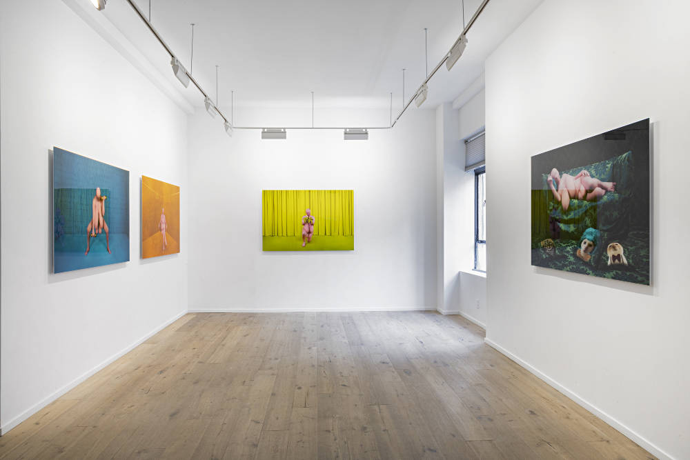 Galeria Nara Roesler New York Berna Reale 4