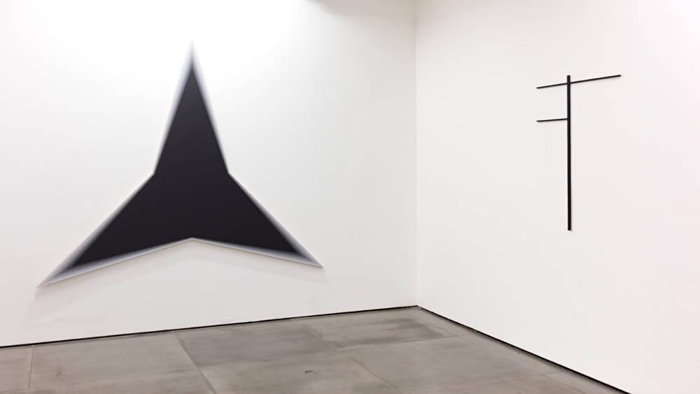 Galeria Nara Roesler Rio de Janeiro Philippe Decrauzat 1