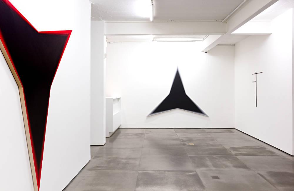 Galeria Nara Roesler Rio de Janeiro Philippe Decrauzat 2