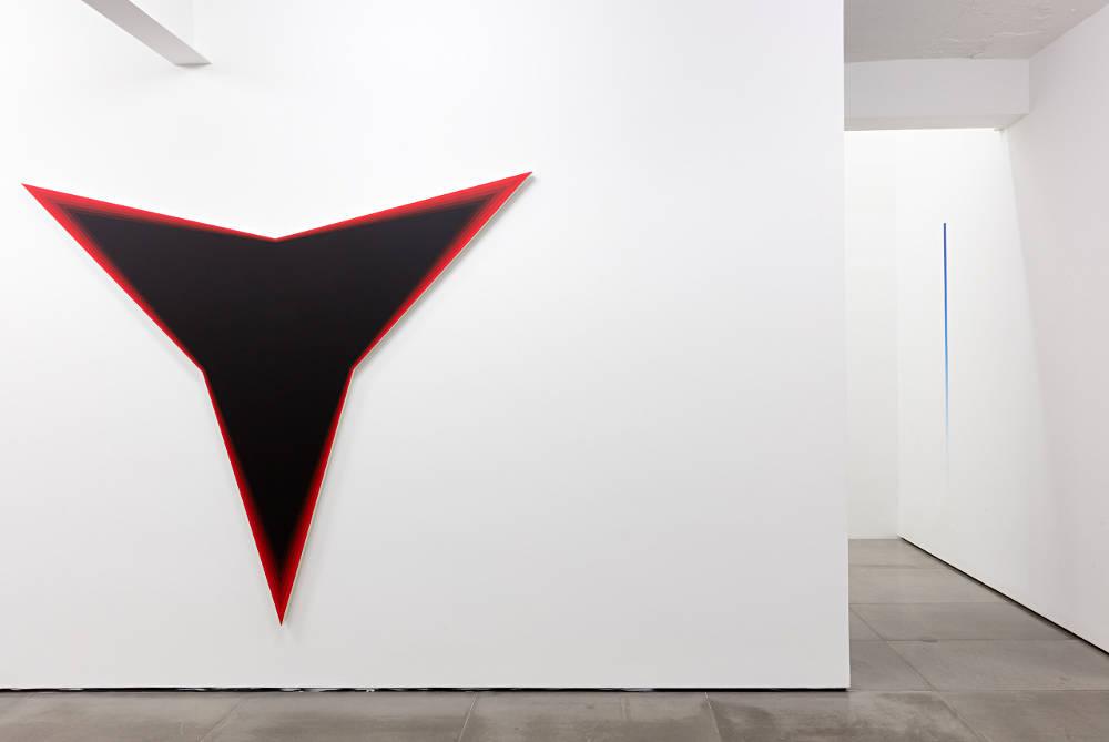 Galeria Nara Roesler Rio de Janeiro Philippe Decrauzat 6