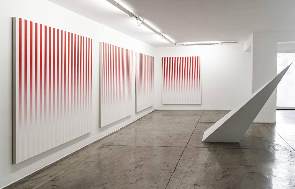 Galeria Nara Roesler Sao Paulo Philippe Decrauzat 1