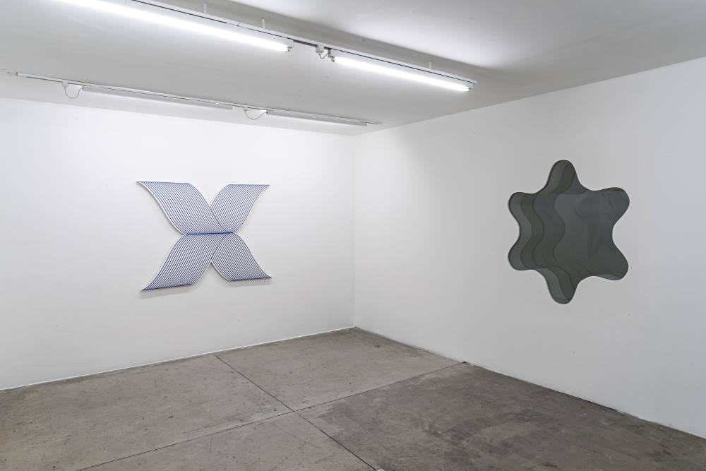 Galeria Nara Roesler Sao Paulo Philippe Decrauzat 4