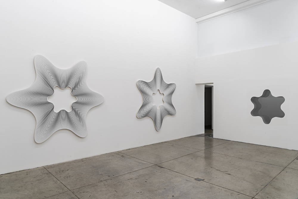 Galeria Nara Roesler Sao Paulo Philippe Decrauzat 5
