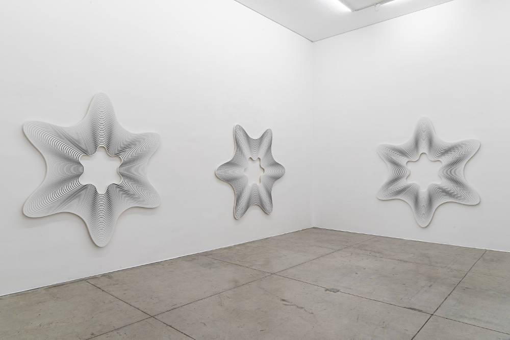 Galeria Nara Roesler Sao Paulo Philippe Decrauzat 6