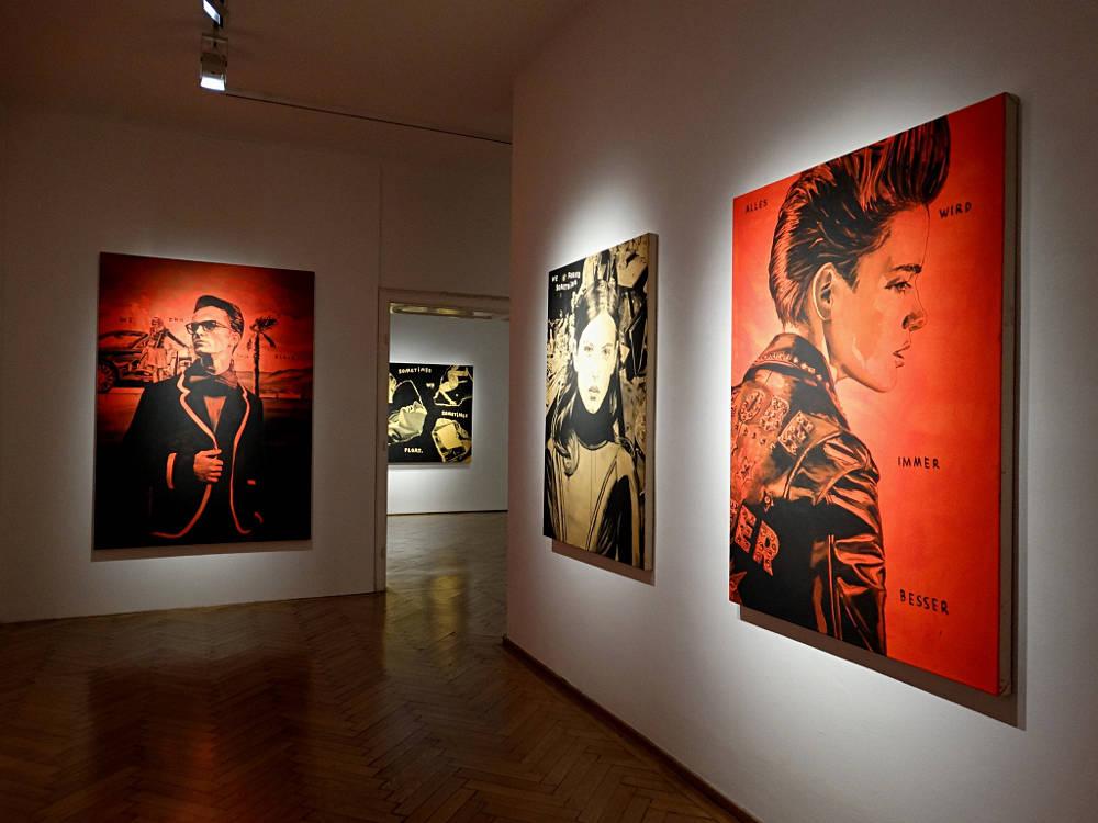 Galerie Ernst Hilger Andreas Leikauf 1
