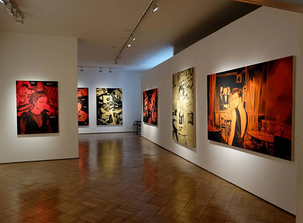 Galerie Ernst Hilger Andreas Leikauf 2
