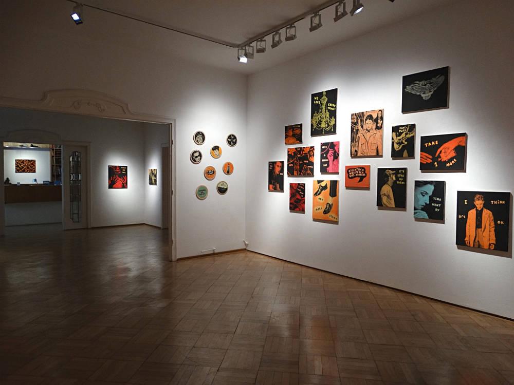 Galerie Ernst Hilger Andreas Leikauf 5