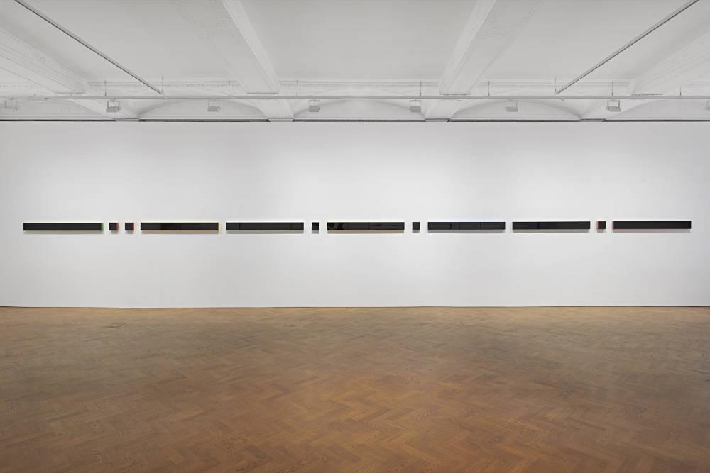 Galerie Thaddaeus Ropac London Gerwald Rockenschaub 1