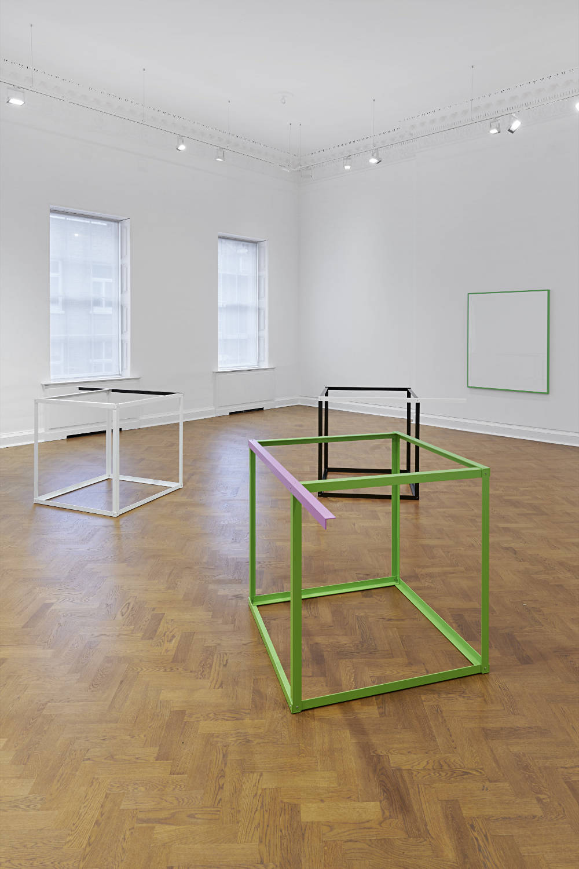 Galerie Thaddaeus Ropac London Gerwald Rockenschaub 3