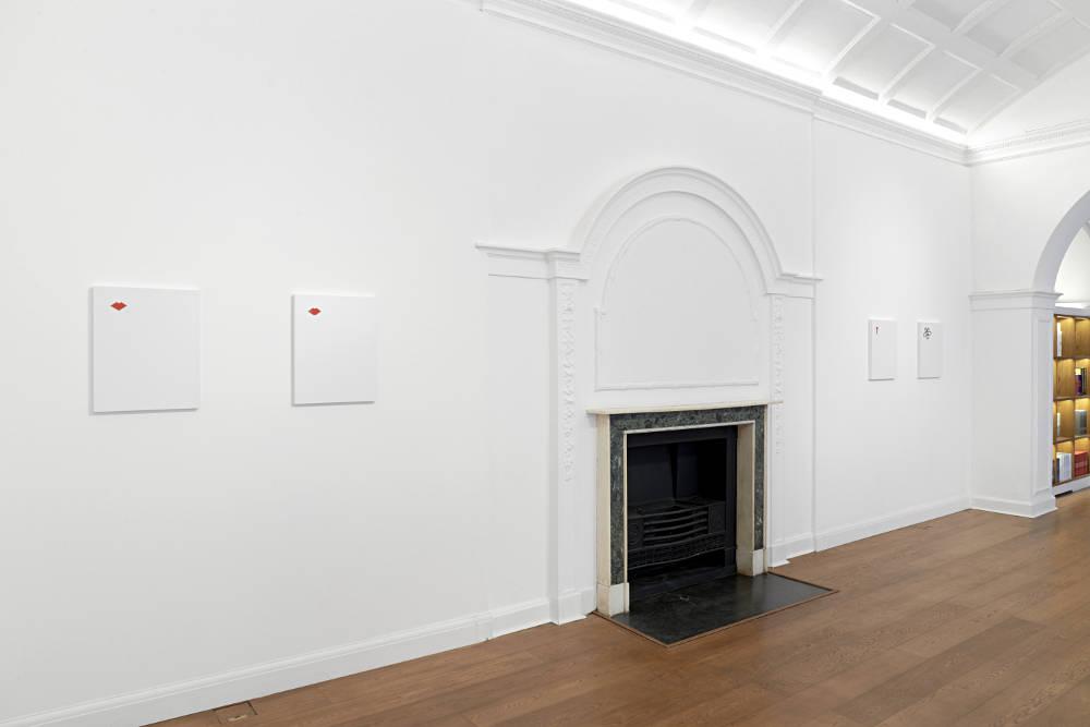 Galerie Thaddaeus Ropac London Gerwald Rockenschaub 4