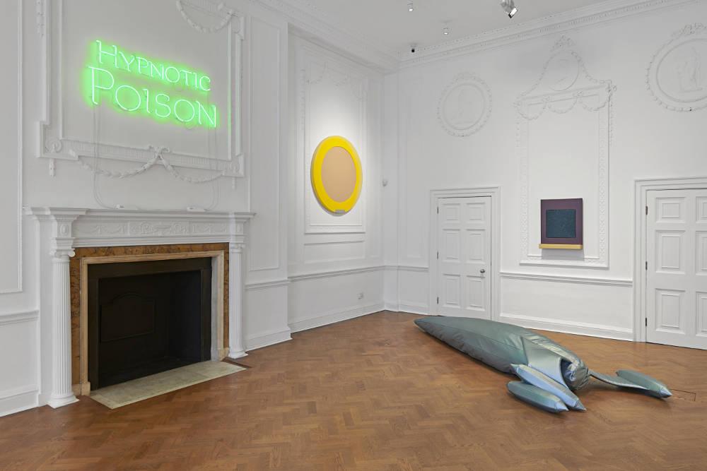 Galerie Thaddaeus Ropac London Sylvie Fleury 3