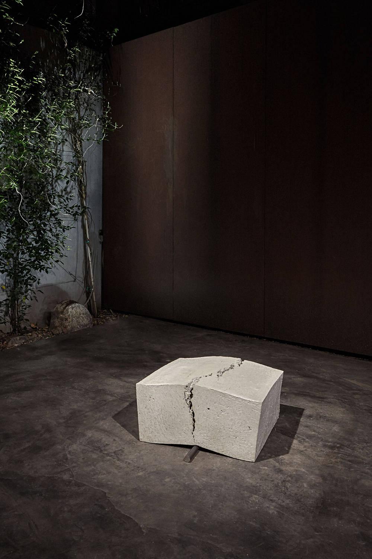 Galleria Anna Marra Maria Elisabetta Novello Christoph Weber 4