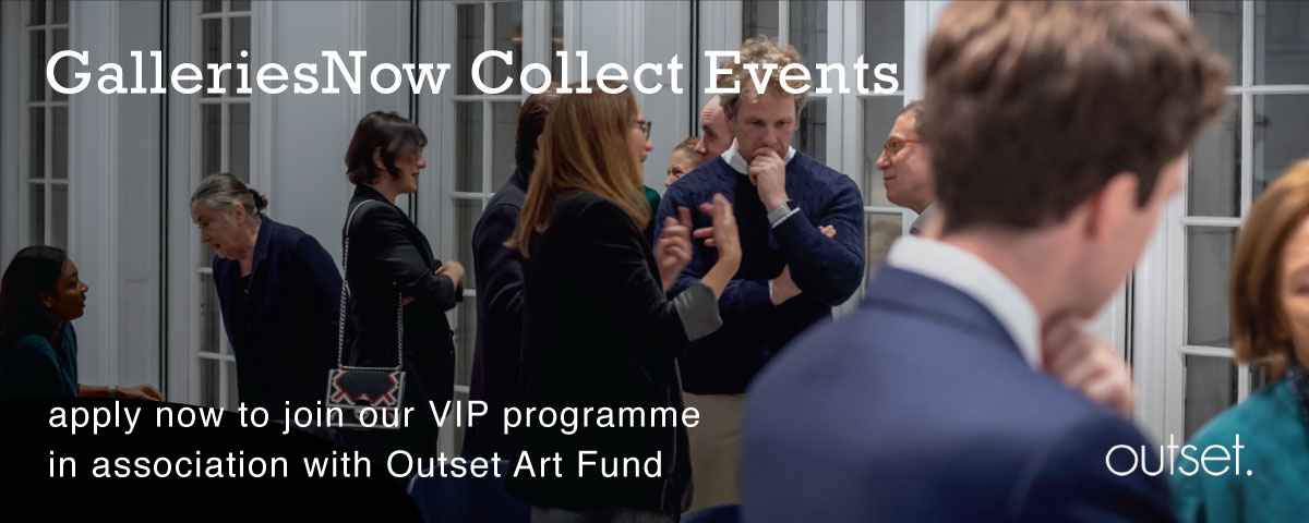 join GalleriesNow Collect Events