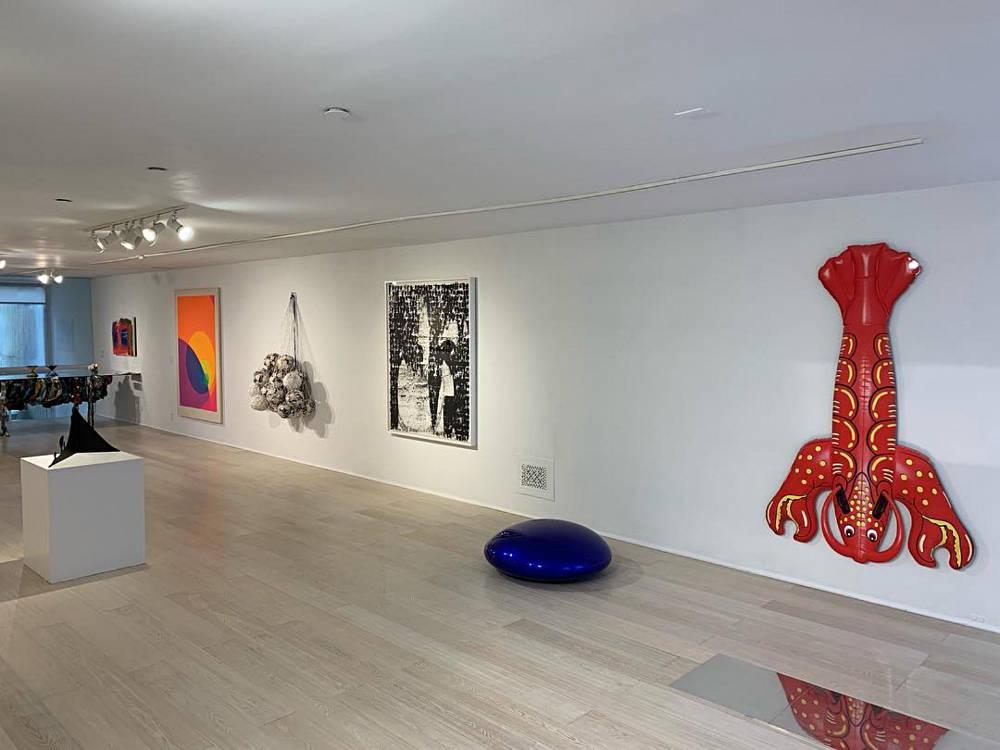 Leila Heller Gallery Inaugural Exhibition 1