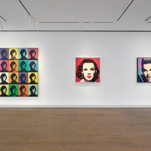 Warhol Women @Lévy Gorvy, New York  - GalleriesNow.net
