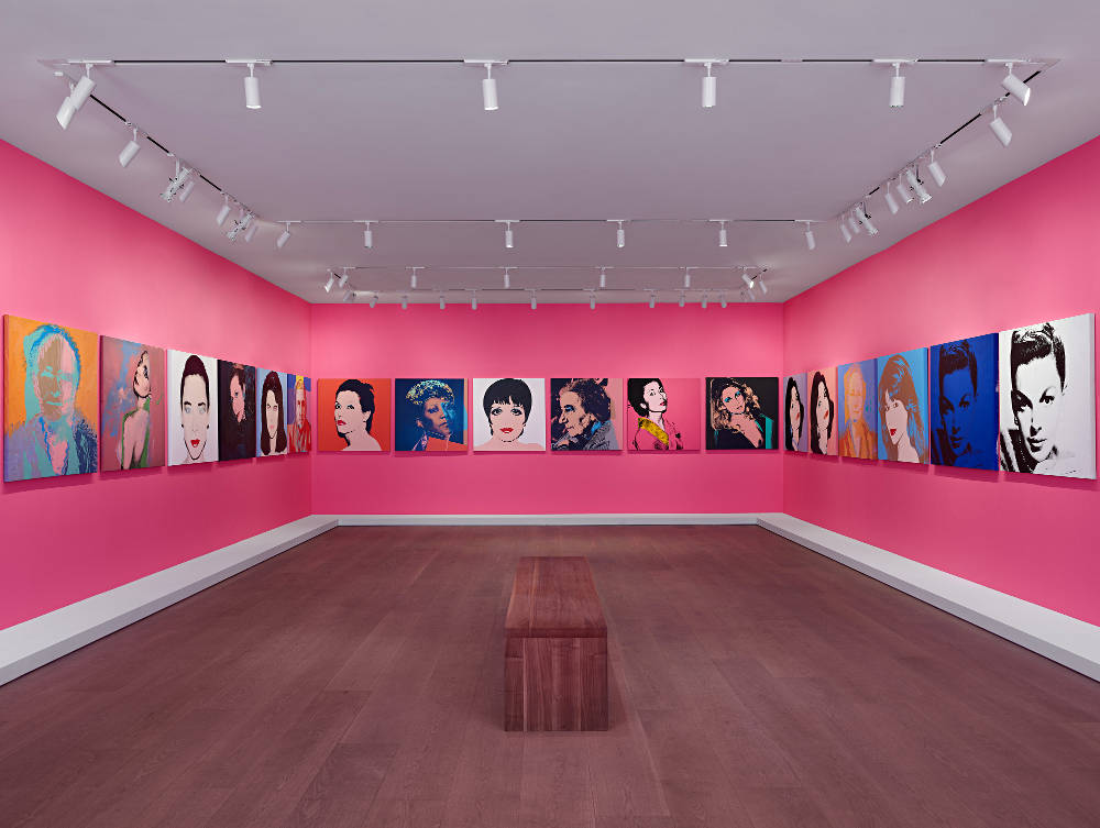 Levy Gorvy New York Warhol Women 2