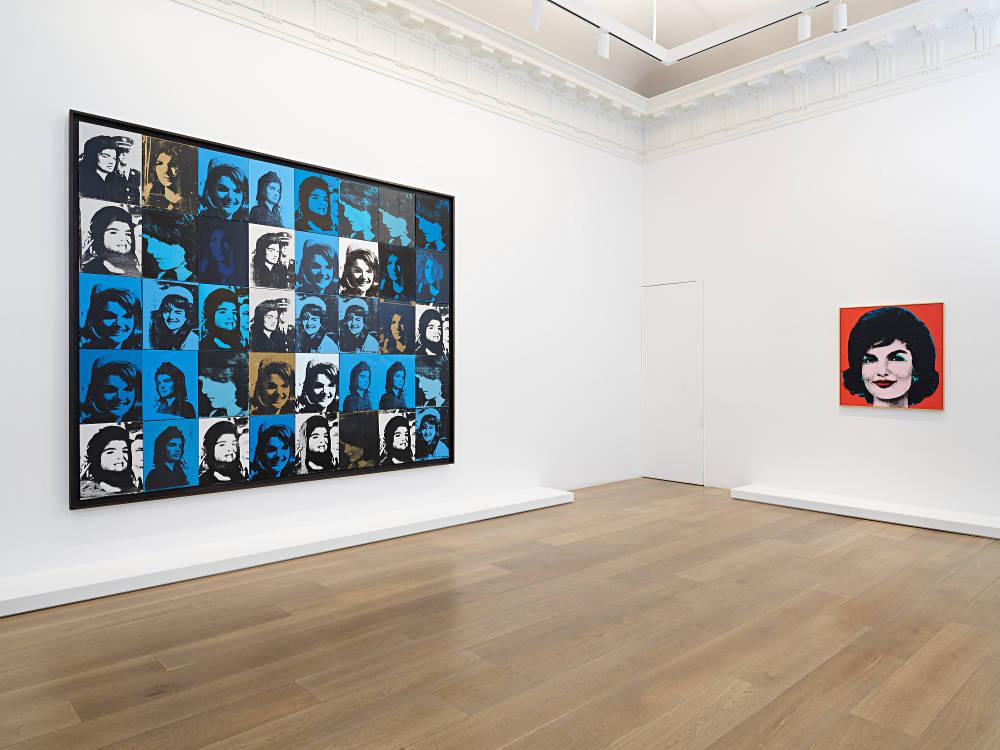 Levy Gorvy New York Warhol Women 4