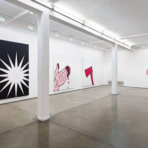 Gardar Eide Einarsson @Maureen Paley, London  - GalleriesNow.net
