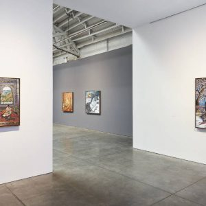 Raqib Shaw: Landscapes @Pace, 537 West 24th Street, New York  - GalleriesNow.net