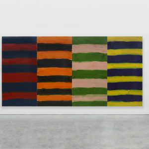 Sean Scully: PAN @Lisson Gallery 10th Ave, New York  - GalleriesNow.net