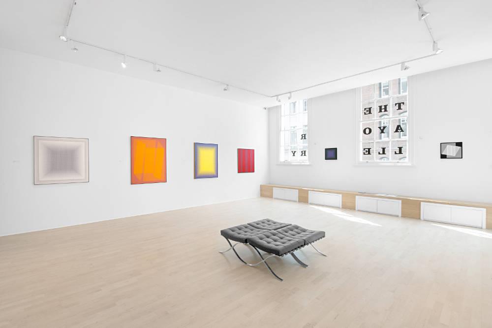 The Mayor Gallery Julian Stanczak 4