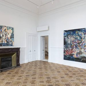 Cecily Brown: We Didn't Mean to Go to Sea @Thomas Dane Gallery, Naples, Naples  - GalleriesNow.net