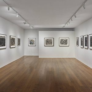 Leon Kossoff: Everyday London @Timothy Taylor, New York  - GalleriesNow.net