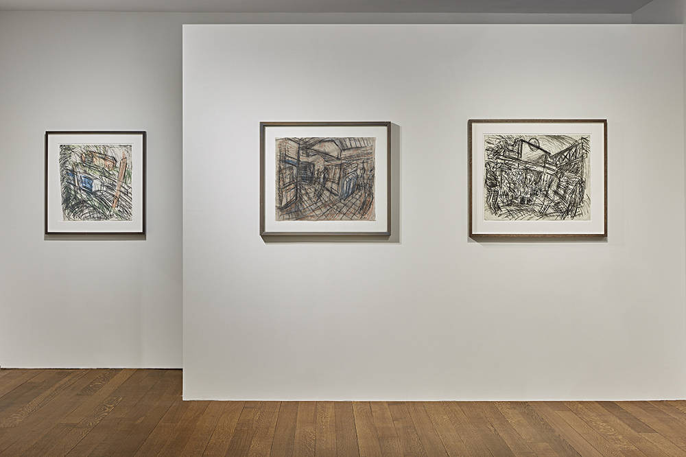 Timothy Taylor New York Leon Kossoff 2