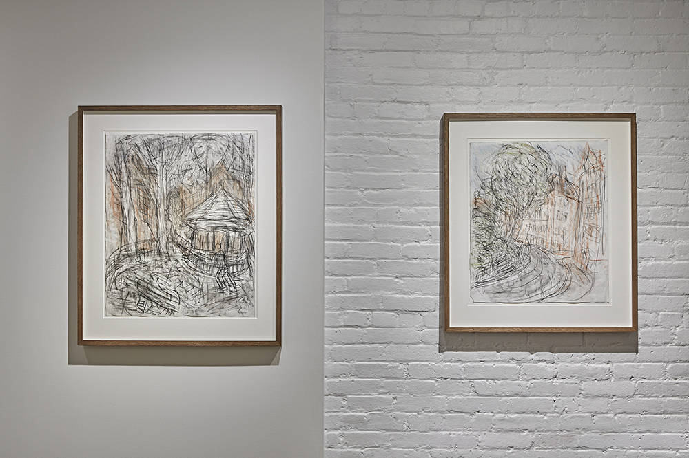 Timothy Taylor New York Leon Kossoff 6