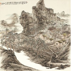 Two Great Artists of Korean Painting: Lee Sangbeom · Byeon Gwansik @Gallery Hyundai, Seoul  - GalleriesNow.net